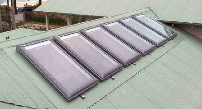 skylight installation sydney roof