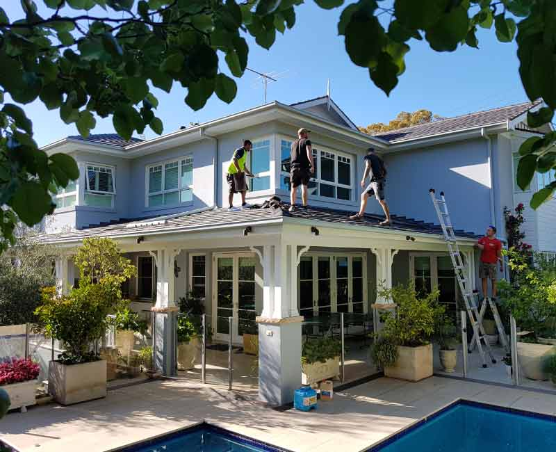 sydney roofing