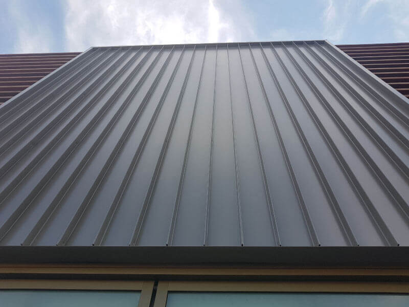 metal cladding inner west sydney