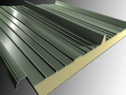 stratco insulated roof panels