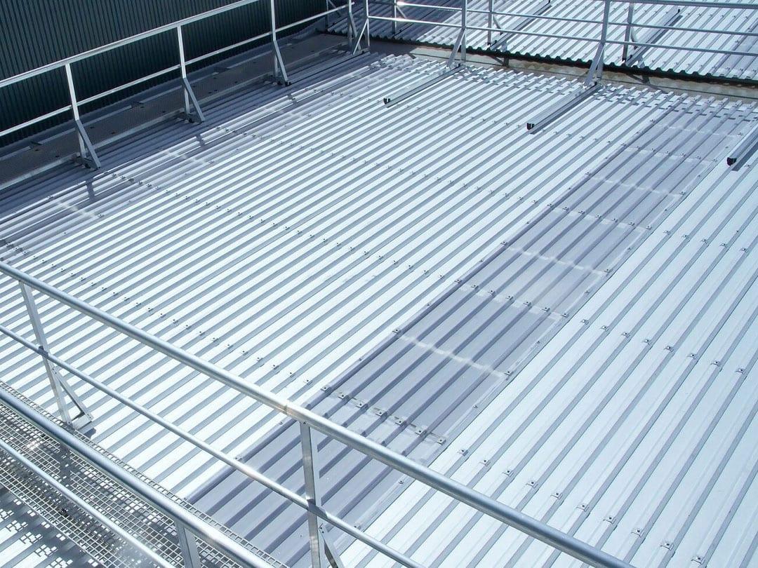 industrial aluminium roof sydney